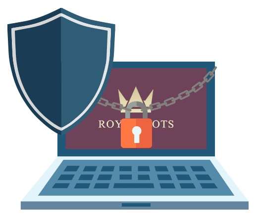 RoyalSlots Casino - Secure casino