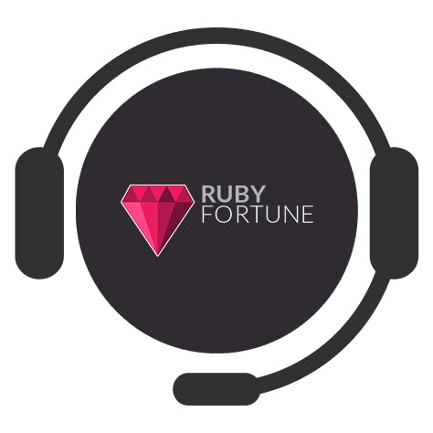 Ruby Fortune Casino - Support