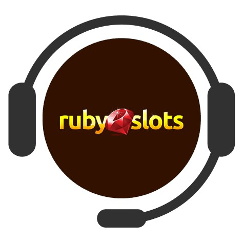 Ruby Slots Casino - Support