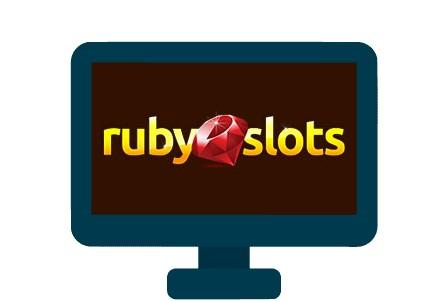 Ruby Slots Casino - casino review