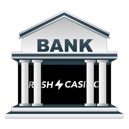 Rush Casino - Banking casino
