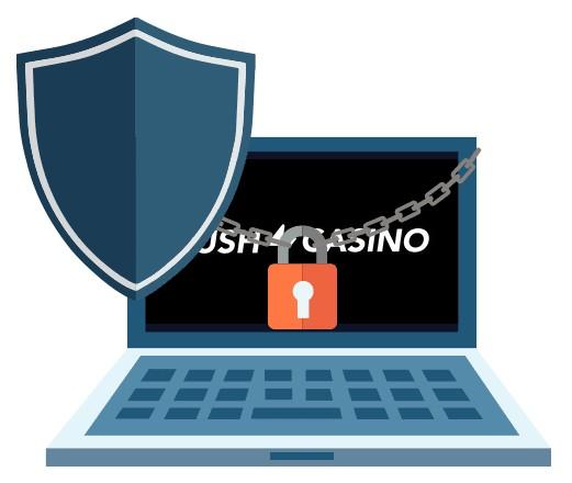Rush Casino - Secure casino