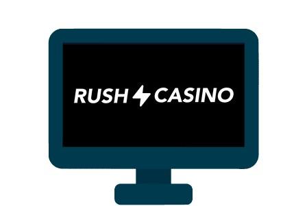 Rush Casino - casino review