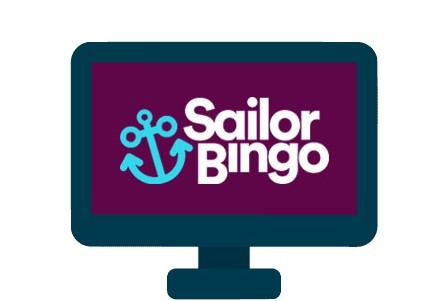 Sailor Bingo Casino - casino review