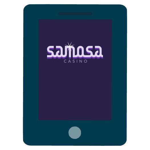 Samosa - Mobile friendly