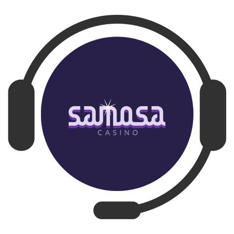 Samosa - Support