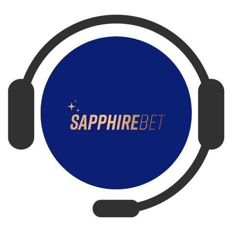 Sapphirebet - Support
