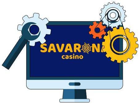 Savarona - Software