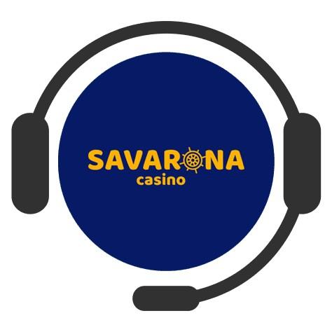 Savarona - Support