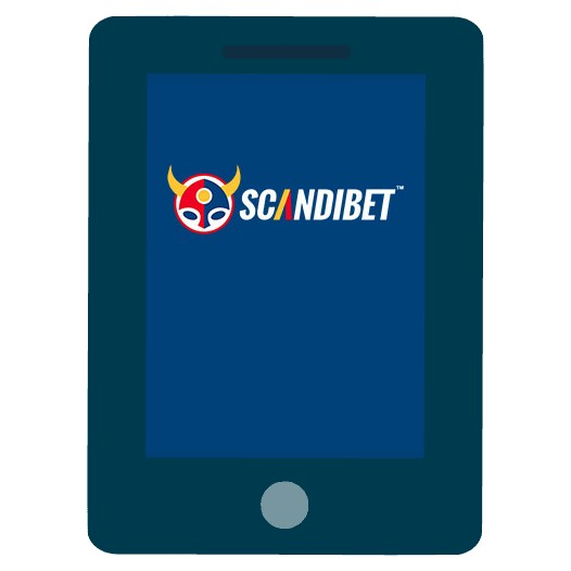 Scandibet Casino - Mobile friendly