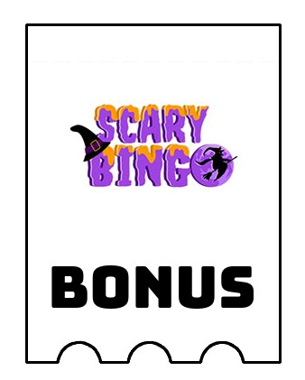 Latest bonus spins from Scary Bingo Casino