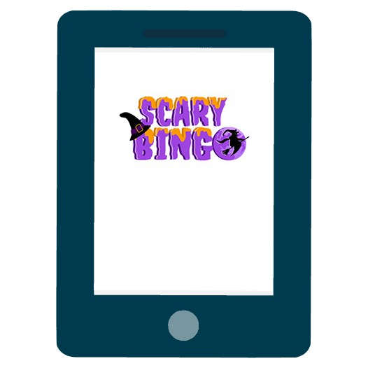 Scary Bingo Casino - Mobile friendly