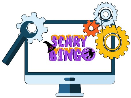 Scary Bingo Casino - Software
