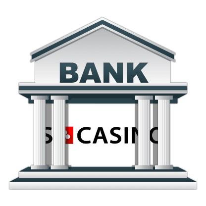 SCasino - Banking casino