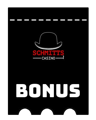 Latest bonus spins from Schmitts Casino