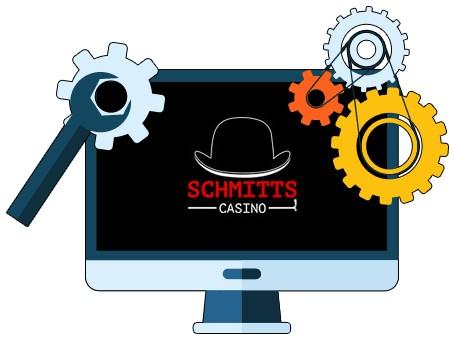 Schmitts Casino - Software
