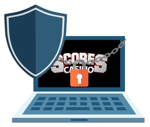 Scores - Secure casino