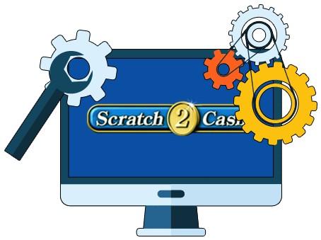 Scratch2Cash - Software