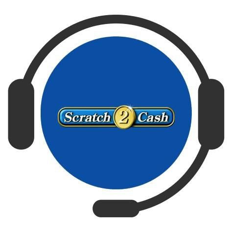 Scratch2Cash - Support