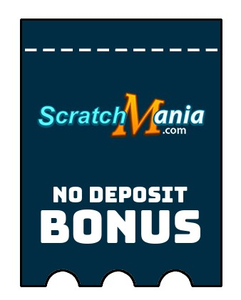 ScratchMania Casino - no deposit bonus CR