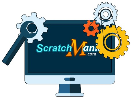 ScratchMania Casino - Software