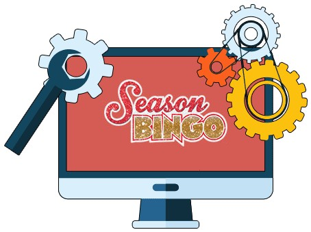 Season Bingo - Software