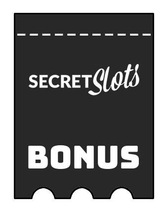 Latest bonus spins from Secret Slots Casino