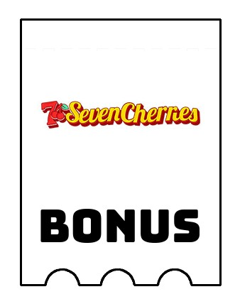 Latest bonus spins from Seven Cherries Casino