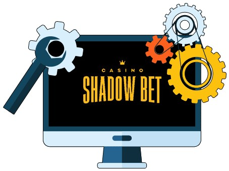 Shadow Bet Casino - Software
