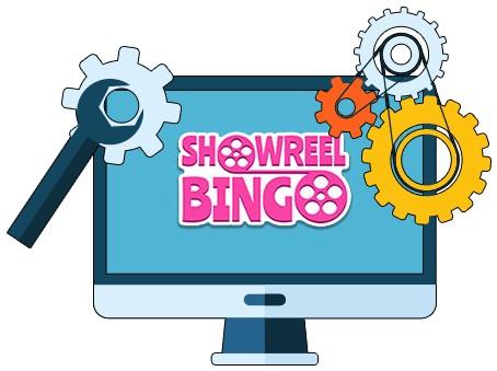 Showreel Bingo - Software