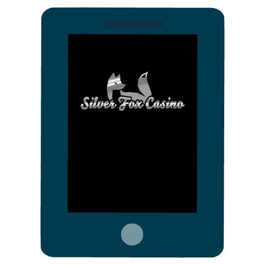 Silver Fox Casino - Mobile friendly