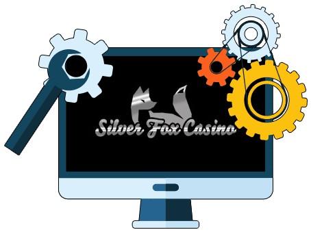 Silver Fox Casino - Software