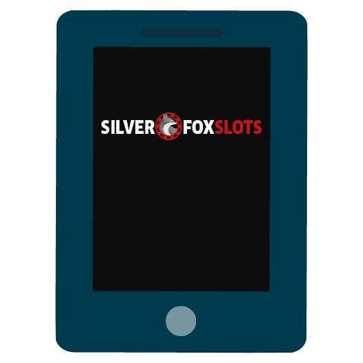Silver Fox Slots - Mobile friendly