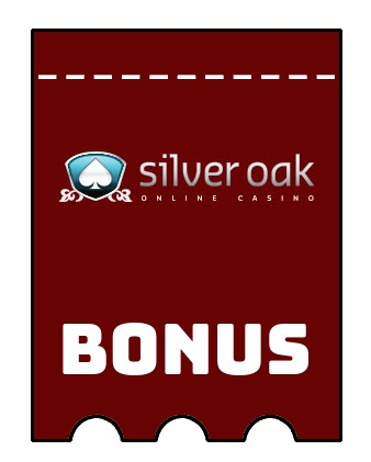 Latest bonus spins from Silver Oak