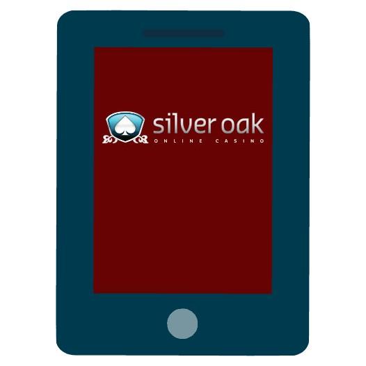 Silver Oak - Mobile friendly