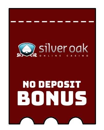 Silver Oak - no deposit bonus CR