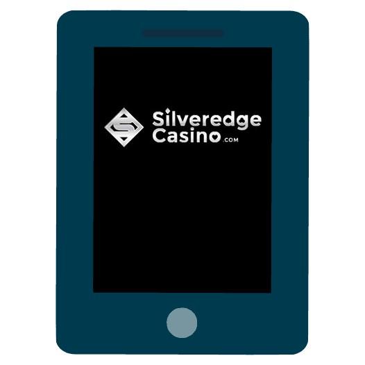 Silveredge Casino - Mobile friendly