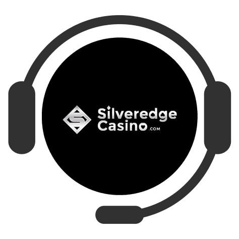 Silveredge Casino - Support