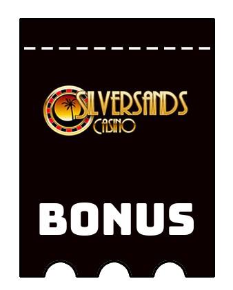 Latest bonus spins from Silversands