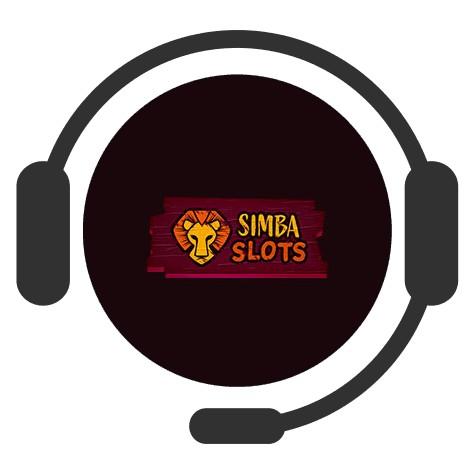Simba Slots - Support