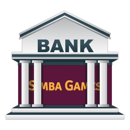 SimbaGames - Banking casino
