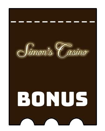 Latest bonus spins from Simons Casino