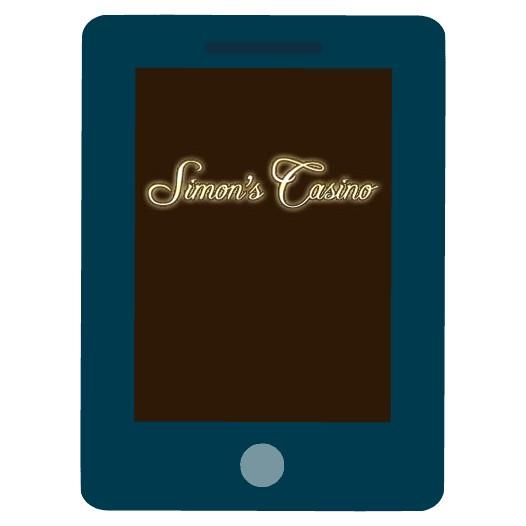 Simons Casino - Mobile friendly