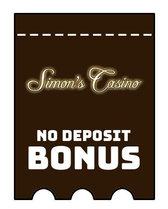 Simons Casino - no deposit bonus CR