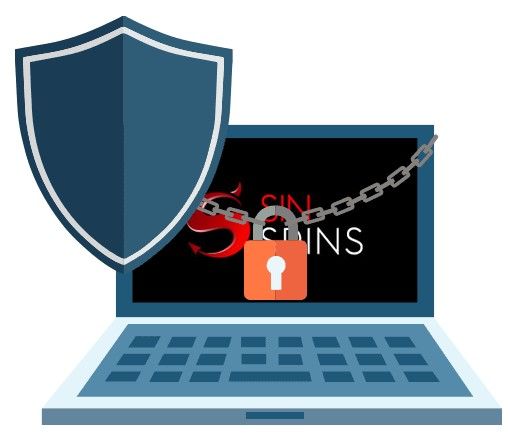 Sin Spins - Secure casino