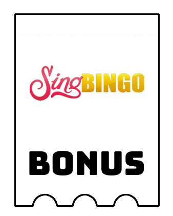 Latest bonus spins from Sing Bingo