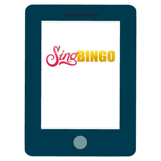 Sing Bingo - Mobile friendly