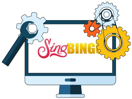 Sing Bingo - Software