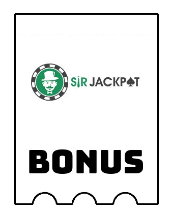 Latest bonus spins from Sir Jackpot Casino