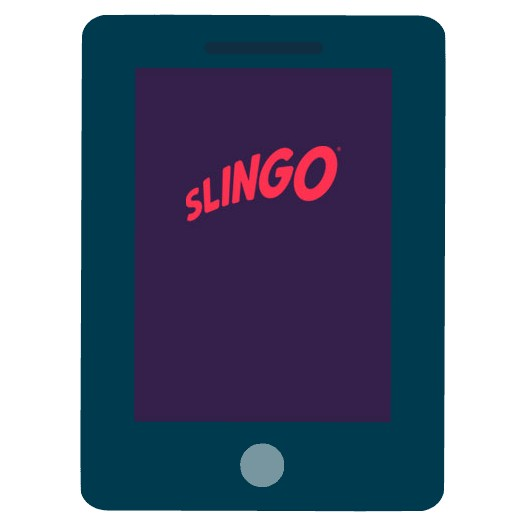 Slingo Casino - Mobile friendly